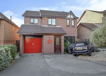 Thumbnail 4 bed detached house for sale in Lichfield Close, Toton, Beeston, Nottingham