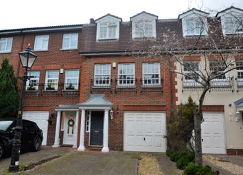Thumbnail 4 bed town house for sale in Ventry Close, Branksome Park