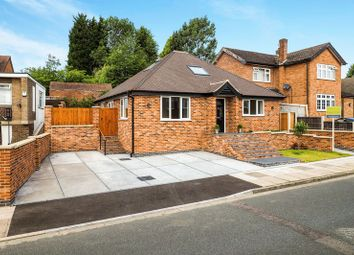 Thumbnail 3 bed detached bungalow for sale in Warrender Close, Bramcote, Nottingham