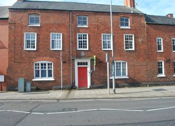 Thumbnail 1 bed flat to rent in High Street, Syston, Leicester