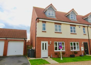 Thumbnail 3 bed terraced house for sale in The Lanes, Darlington