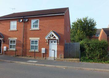 Thumbnail 3 bedroom semi-detached house to rent in Cusance Way, Hilperton, Trowbridge