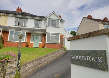Thumbnail 4 bed semi-detached house for sale in Chestwood, Bishops Tawton, Barnstaple