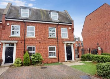 Thumbnail 4 bed end terrace house for sale in Langley Park Road, Sutton