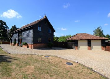 Thumbnail 3 bed barn conversion for sale in Bintree Road, Billingford, Dereham