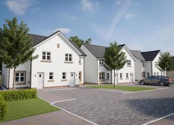"Thumbnail 3 bedroom semi-detached house for sale in ""The Annick"" at Cassidy Wynd, Balerno"