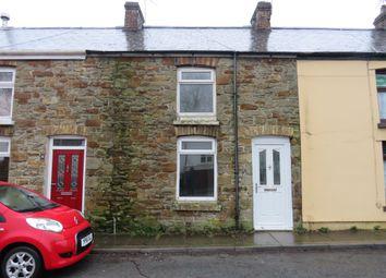 Thumbnail 2 bed terraced house for sale in Victoria Buildings, Coytrahen, Bridgend