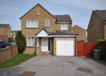 Thumbnail 4 bed detached house for sale in Stonehouse Drive, Queensbury, Bradford