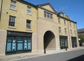 Thumbnail 3 bed flat to rent in Harewood Court, Poundbury, Dorchester
