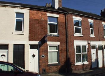 Thumbnail 2 bedroom terraced house to rent in Richmond Street, Penkhull, Stoke-On-Trent