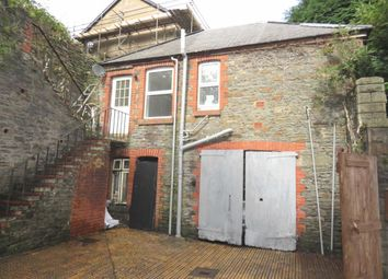 Thumbnail 1 bed detached house to rent in Tyfica Road, Pontypridd