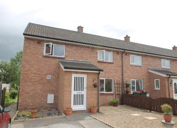 Thumbnail 2 bed end terrace house to rent in Sycamore Drive, Auckley, Doncaster