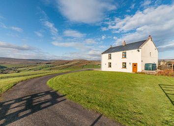 Thumbnail 4 bed farmhouse for sale in Sedling Farm, Sedling Plain, Wearhead, County Durham