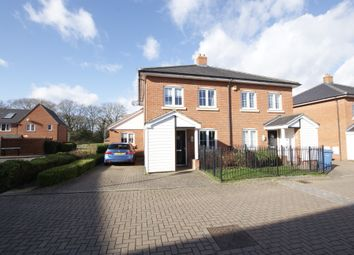 3 bed end terrace house for sale in Damson Drive, Hartley Wintney, Hook RG27