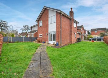 Thumbnail 3 bed detached house for sale in Ford Drive, Yarnfield, Stone