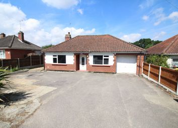 Thumbnail 4 bed detached bungalow to rent in Norwich Road, Wroxham, Norwich