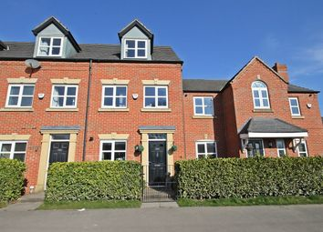 Thumbnail 3 bed town house to rent in Thelwall Lane, Latchford, Warrington