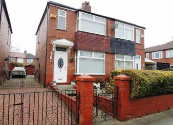 Thumbnail 3 bed semi-detached house for sale in Lewis Road, Droylsden, Manchester