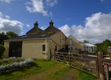Thumbnail 4 bed country house for sale in Redberth Court, Redberth, Tenby