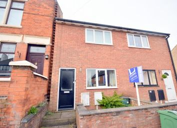 Thumbnail 1 bedroom maisonette for sale in Cemetery Road, Sileby, Loughborough