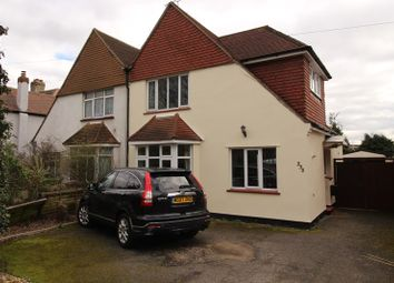 Thumbnail 3 bed semi-detached house to rent in Eastwood Road North, Leigh-On-Sea