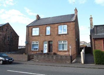 Thumbnail 2 bed flat for sale in Mauchline Road, Auchinleck, East Ayrshire