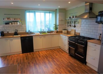 Thumbnail 4 bed link-detached house for sale in Cromwell Road, Weymouth