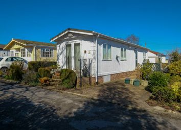 Thumbnail 2 bed mobile/park home for sale in Agden Brow Park, Lymm