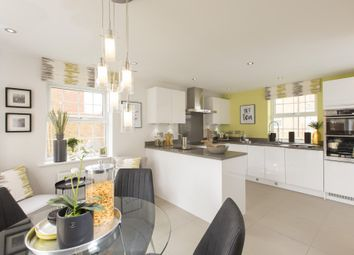 "Thumbnail 4 bedroom detached house for sale in ""Eden"" at Main Road, Earls Barton, Northampton"