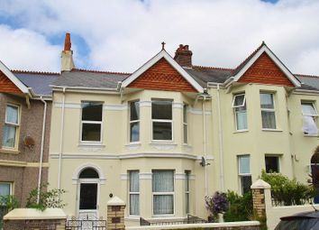 Thumbnail 2 bed flat to rent in Salcombe Road, Lipson, Plymouth