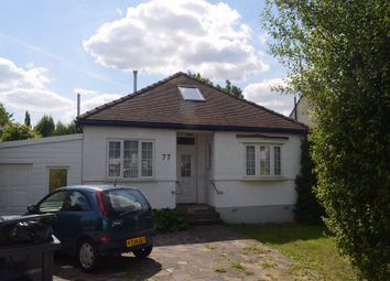 Thumbnail 4 bed detached bungalow to rent in Devonshire Road, London