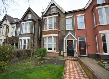 Thumbnail 4 bedroom terraced house to rent in London Road South, Lowestoft