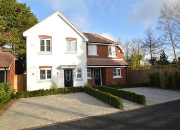 Thumbnail 3 bedroom semi-detached house for sale in Hersham Road, Hersham, Surrey