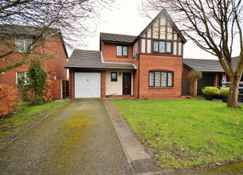 Thumbnail 3 bed detached house for sale in Orchard Drive, Little Neston, Neston
