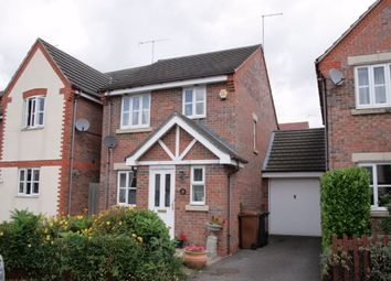 Thumbnail 3 bedroom detached house to rent in Walkers Way, Wootton, Northampton
