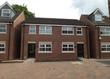 Thumbnail 3 bed semi-detached house for sale in Hayman's Corner, Mansfield Woodhouse, Nottinghamshire