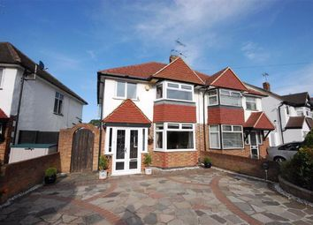 Roundways, Ruislip HA4. 3 bed semi-detached house