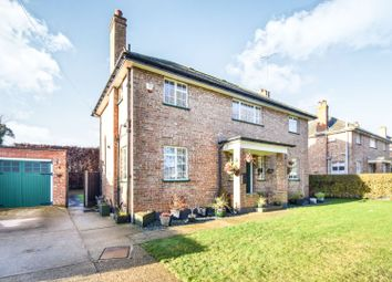 Thumbnail 3 bed detached house for sale in Francis Way, Witham