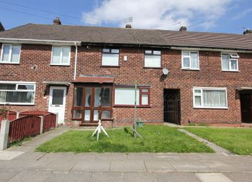 Thumbnail 3 bed property to rent in Rufford Drive, Whitefield, Manchester