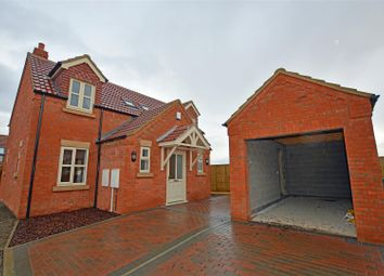 Thumbnail 3 bed detached house to rent in Old School Gardens, Broughton, Brigg
