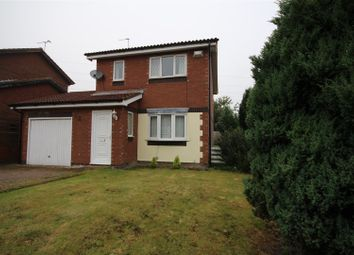 Thumbnail 3 bed detached house for sale in Alderley Close, The Cotswolds, Boldon Colliery