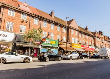 Thumbnail 2 bed flat to rent in Golders Green Road, London