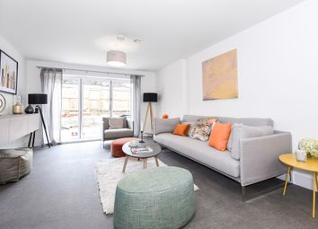 Thumbnail 1 bed flat for sale in Cheam Road, Ewell, Epsom