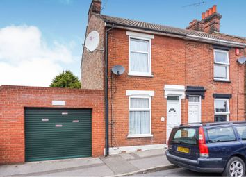 Thumbnail 3 bed semi-detached house for sale in Wellesley Road, Ipswich