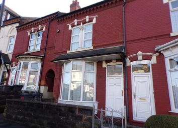 Thumbnail 3 Bed Terraced House For Sale In Minstead Road Erdington Birmingham West