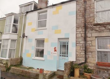 Thumbnail 3 bed terraced house for sale in Weston Road, Portland