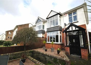 Thumbnail 3 bed semi-detached house for sale in Park Lane, Barnstaple
