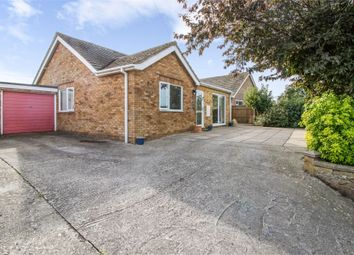 Thumbnail 4 bed detached bungalow for sale in Cherry Tree Road, Snettisham, King's Lynn, Norfolk