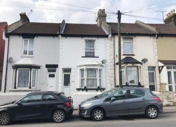 Thumbnail 3 bed terraced house for sale in 8 Ingram Road, Gillingham, Kent