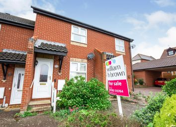 Thumbnail 2 bed terraced house for sale in Fulcher Avenue, Cromer